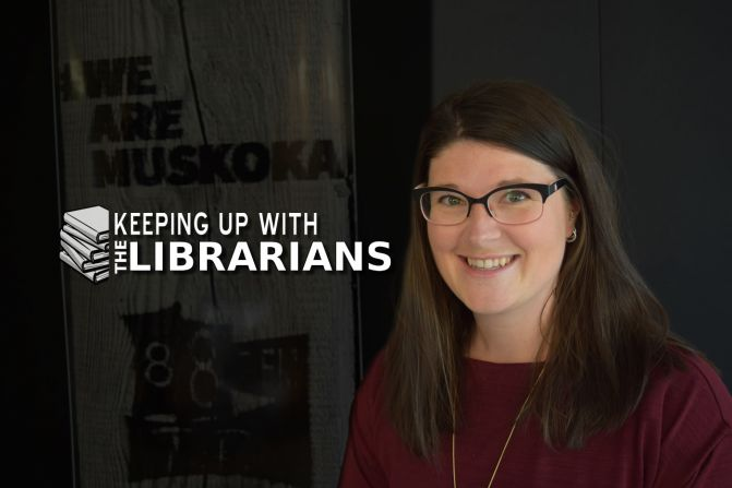 Keeping Up With The Librarians
